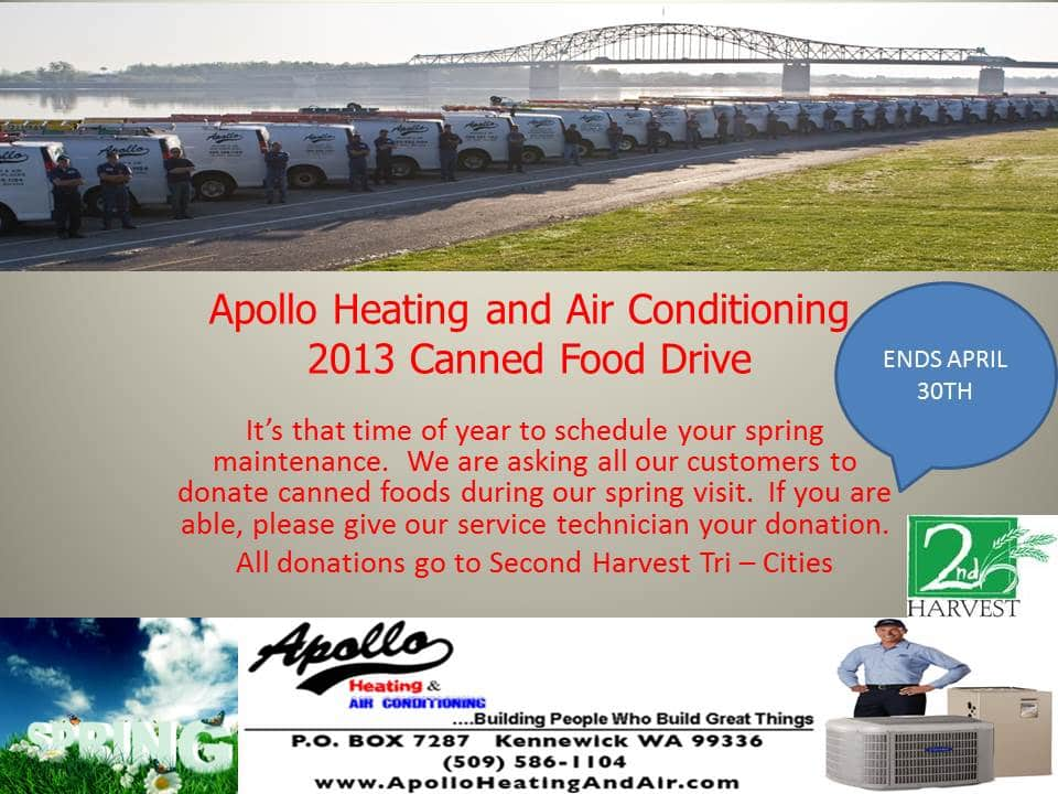 Apollo Heating and Air Conditioning Service, Repair