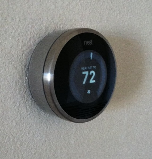 Nest thermostat apollo heating and air conditioning kennewick wa richland pasco yakima - Nest thermostat stylish home temperature control ...