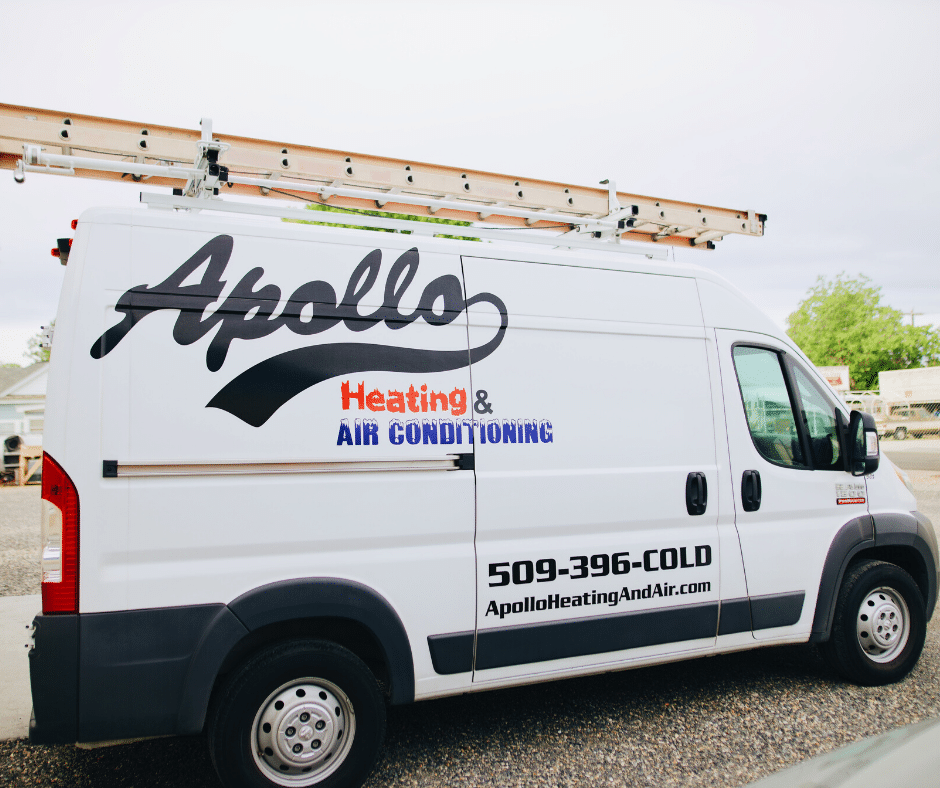 apollo service van