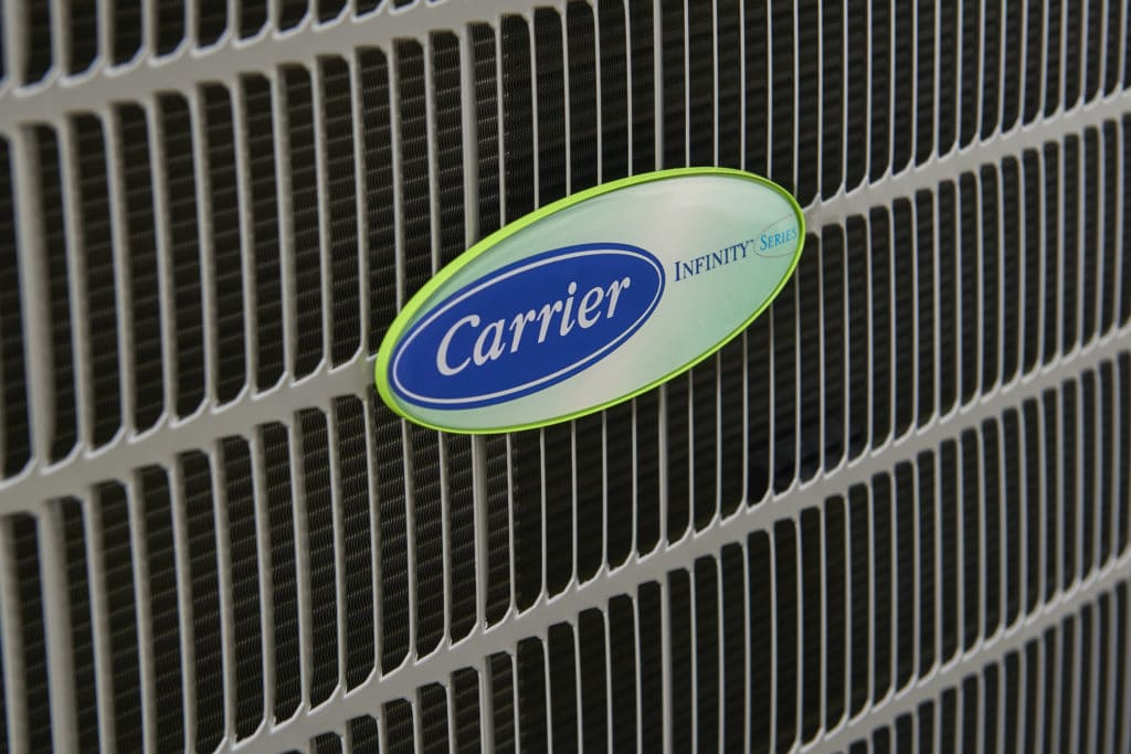 carrier infinity series