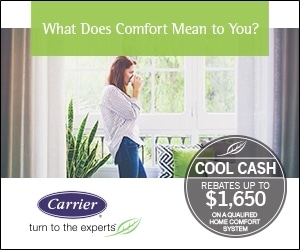 carrier cool cash ad
