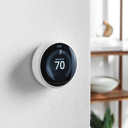 smart nest thermostat