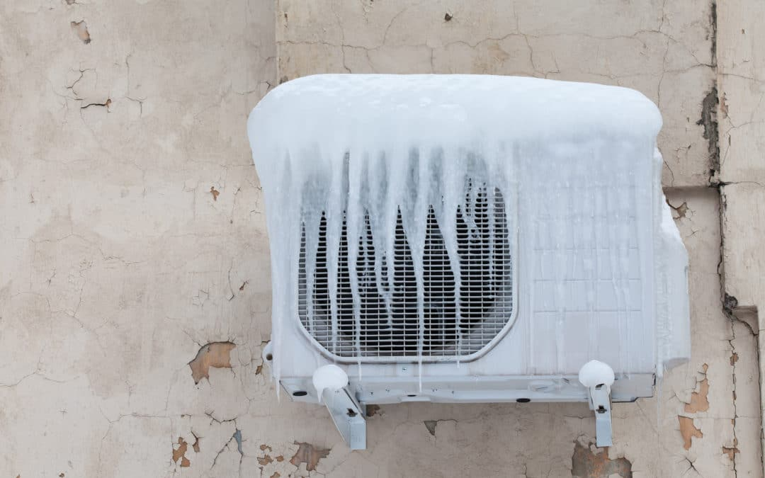 How to Protect Your HVAC System from Snow & Ice This Winter