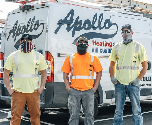 richland furnace repair technicians working for apollo