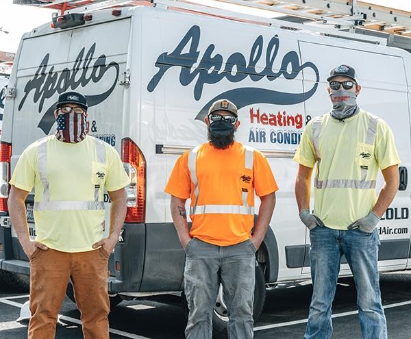spokane furnace repair technicians apollo heating and air